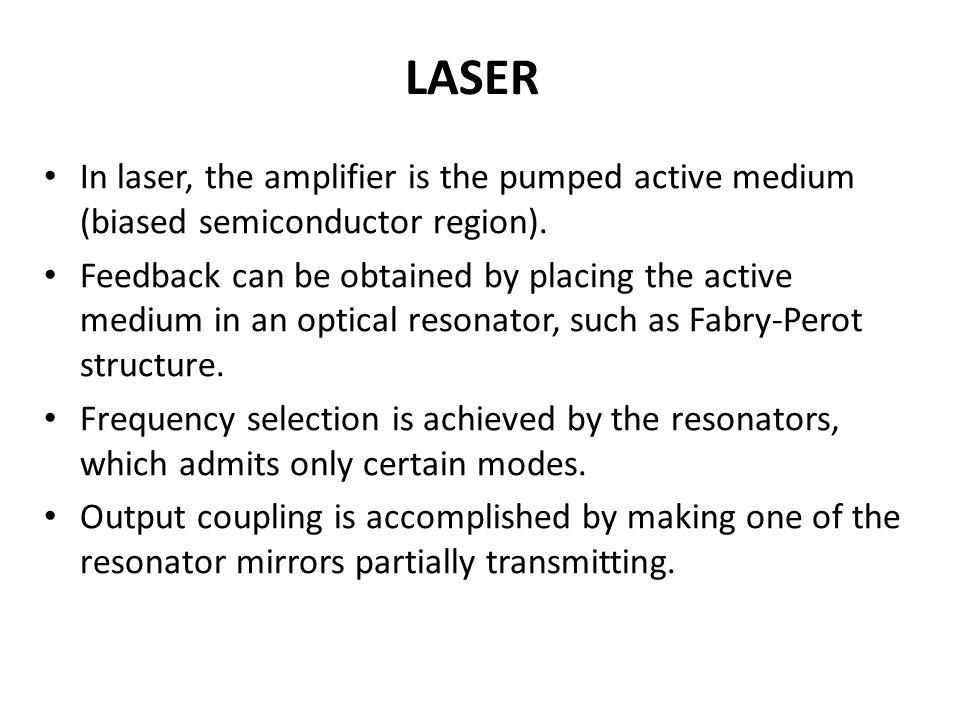 Laser Optical Output vs.