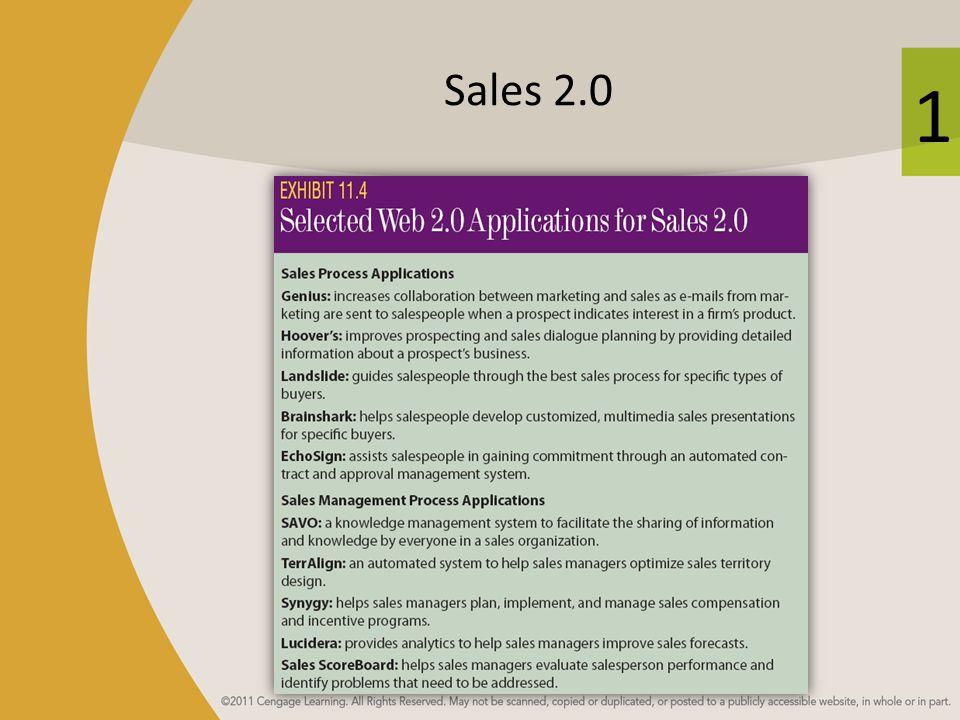 1 Sales 2.0