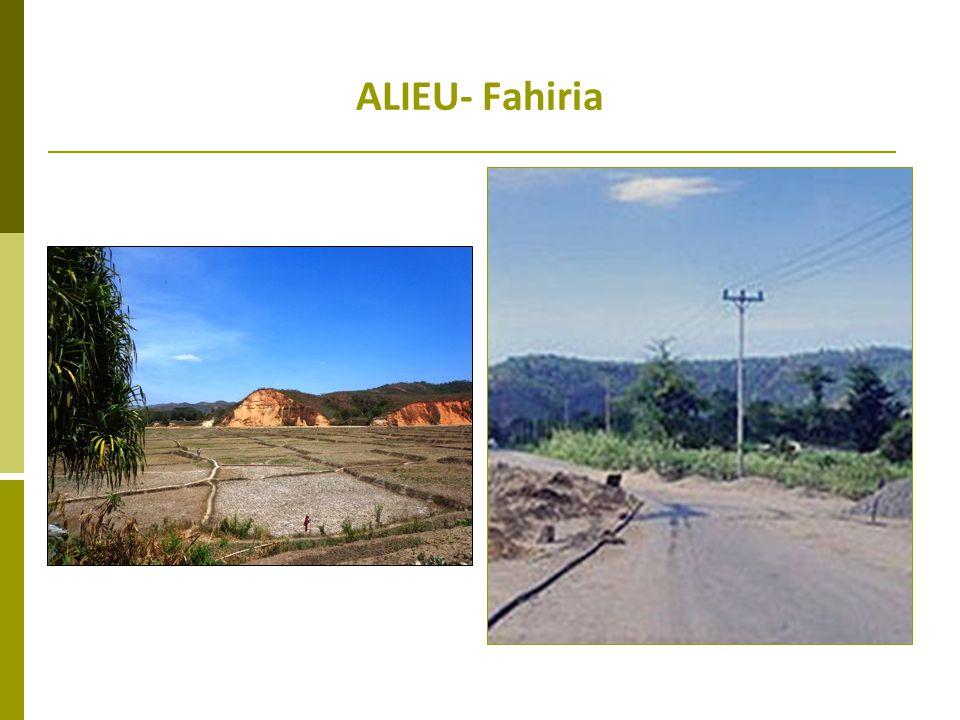 ALIEU- Fahiria