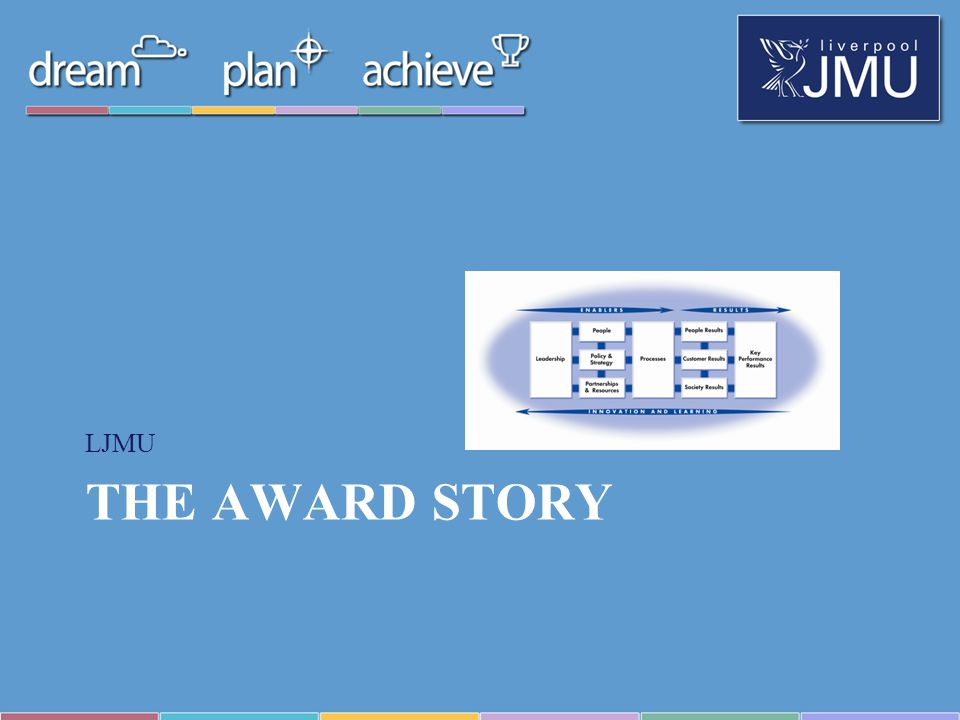 THE AWARD STORY LJMU