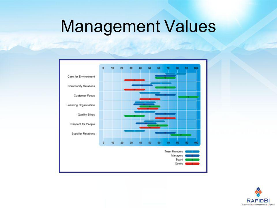 Management Values