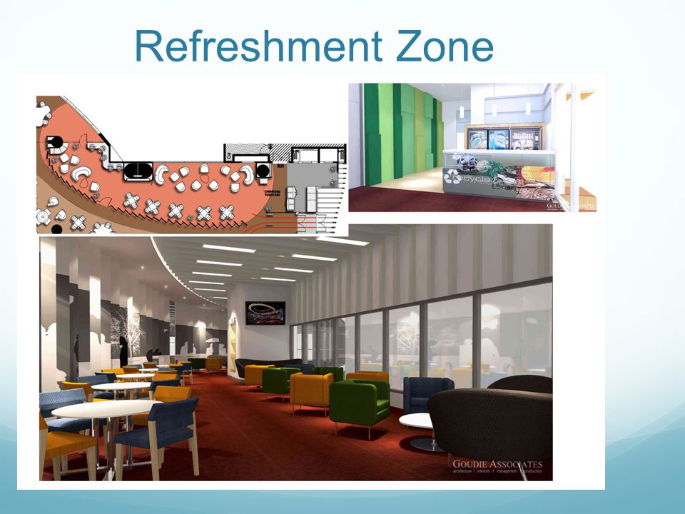 Refreshment Zone