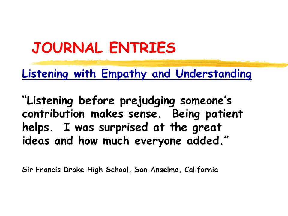 ð JOURNALS ASSESSMENT STRATEGIES: