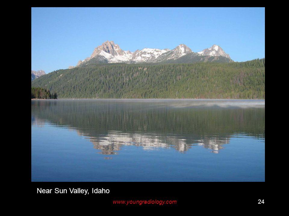 www.youngradiology.com24 Near Sun Valley, Idaho