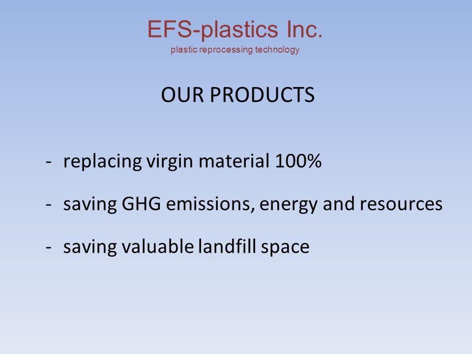 EFS-plastics Inc.