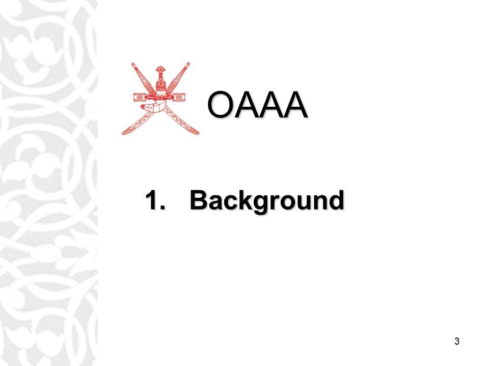 3 1.Background OAAA