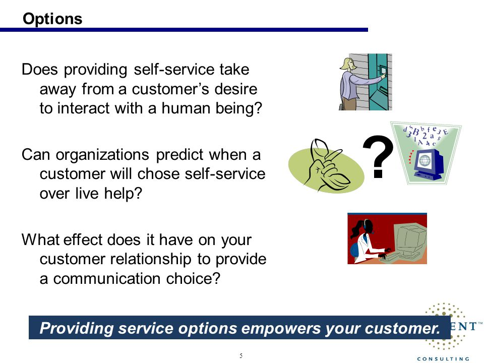 6 Key Points – The phone is the most chosen communication channel for contacting organizations today.