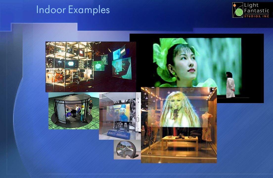 Indoor Examples