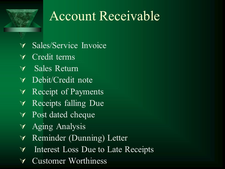 Sales,Invoicing Cont. Matching of Stock with Customer Specification Sales Analysis (Country,Item,Sales Agent,Sales Man) Sales Realization Sales Perfor