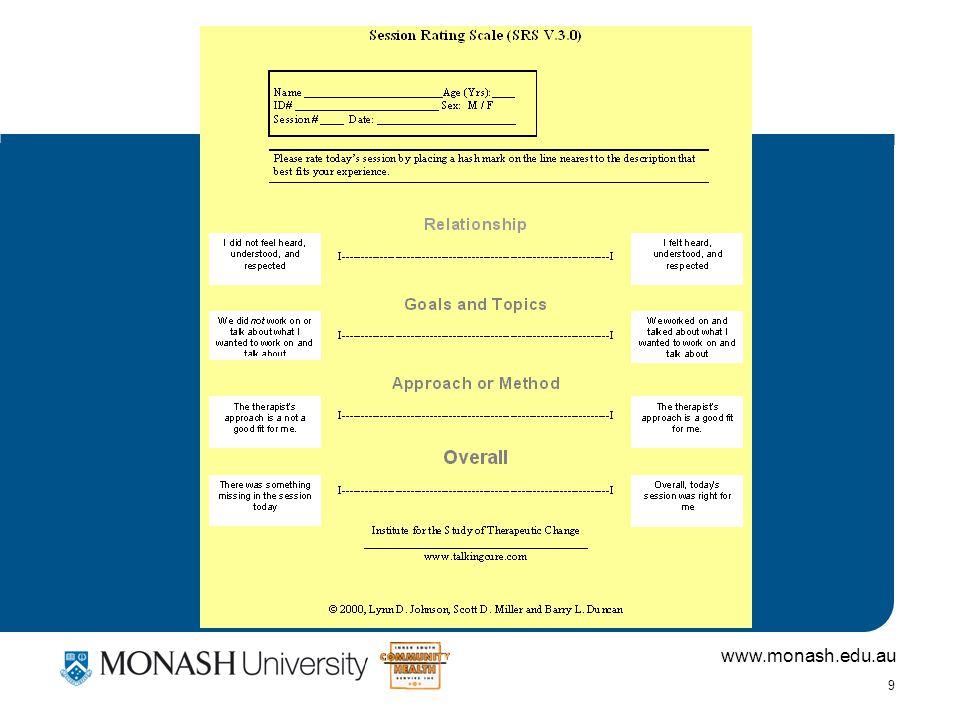 www.monash.edu.au 9