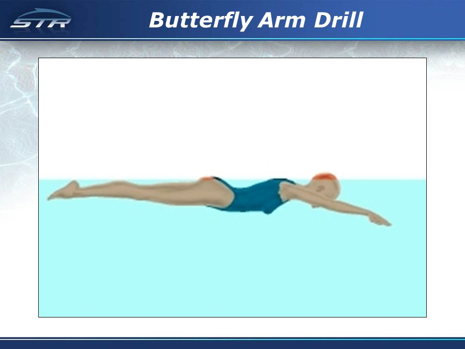 Butterfly Arm Drill