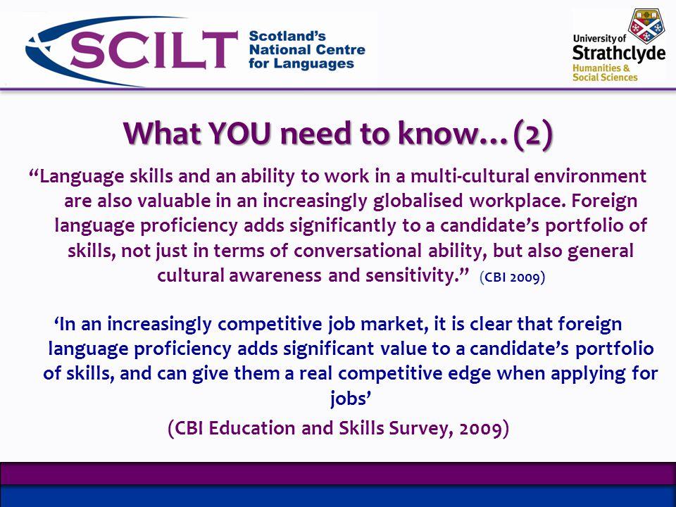 Thank You – Please get in touch s.breslin@strath.ac.uk www.strath.ac.uk/scilt http://twitter.com/scottishcilt http://sciltedl.blogspot.com/ SCILT – Leading on Languages