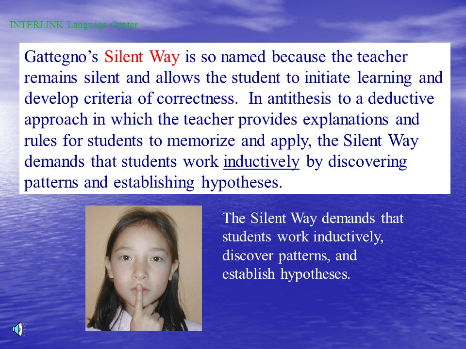 ourworld.compuserve.com/ homepages/g_knott/ Advocate #2: Caleb Gattegno Rogers principles are consistent with what we know about student-centered learninga phrase educators use to embody these ideas.