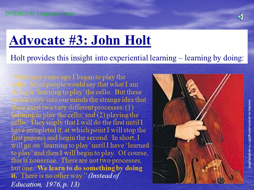 Assumptions 3 & 4 of the Silent Way 3. Imitation and memorization DO NOT equal learning!!.