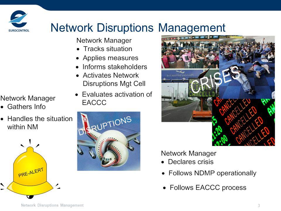 Network Disruptions Management 3
