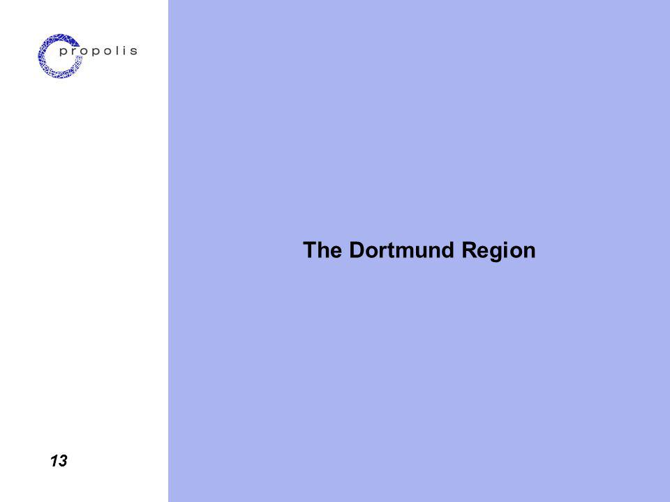 13 The Dortmund Region