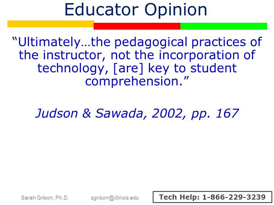 Sarah Grison, Ph.D.