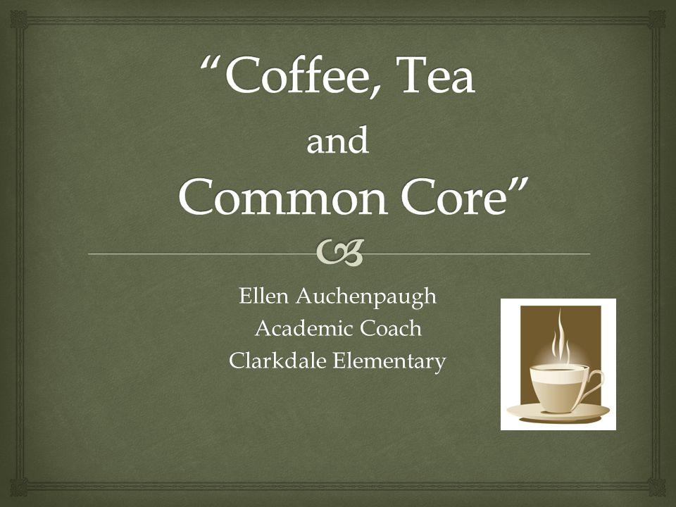 Ellen Auchenpaugh Academic Coach Clarkdale Elementary