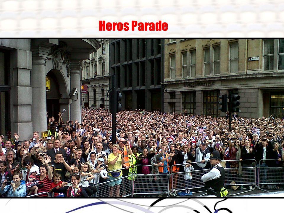 Heros Parade