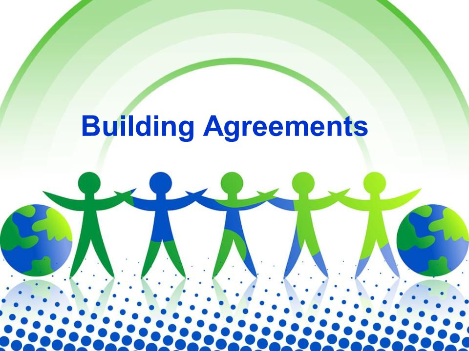 Building Agreements