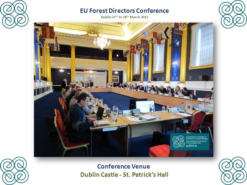 Conference Venue Dublin Castle - St.