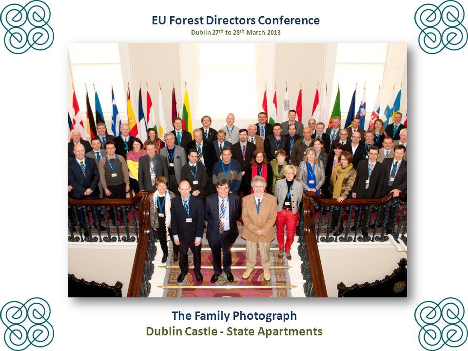 Barnaslingan - Barr na Slinneán County Dublin The Field Trip Barnaslingan - Barr na Slinneán County Dublin EU Forest Directors Conference Dublin 27 th to 28 th March 2013