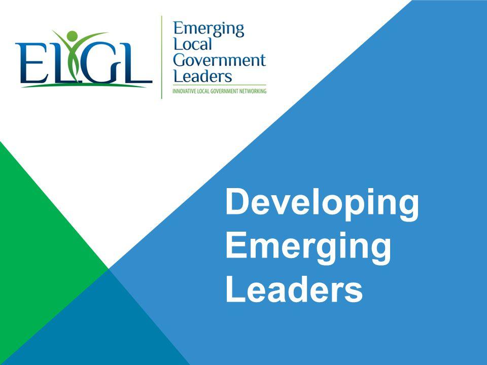 Developing Emerging Leaders