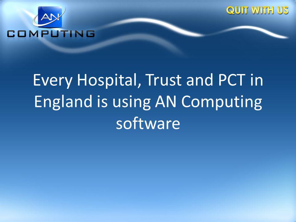 HCAI (2007) Currently holds 680000 User base of 800 + Websurv North West (2006) Currently holds 500000 records User base 100 + H1N1 hospitalised Cases (2009) Currently holds 3000 cases User base 200 +
