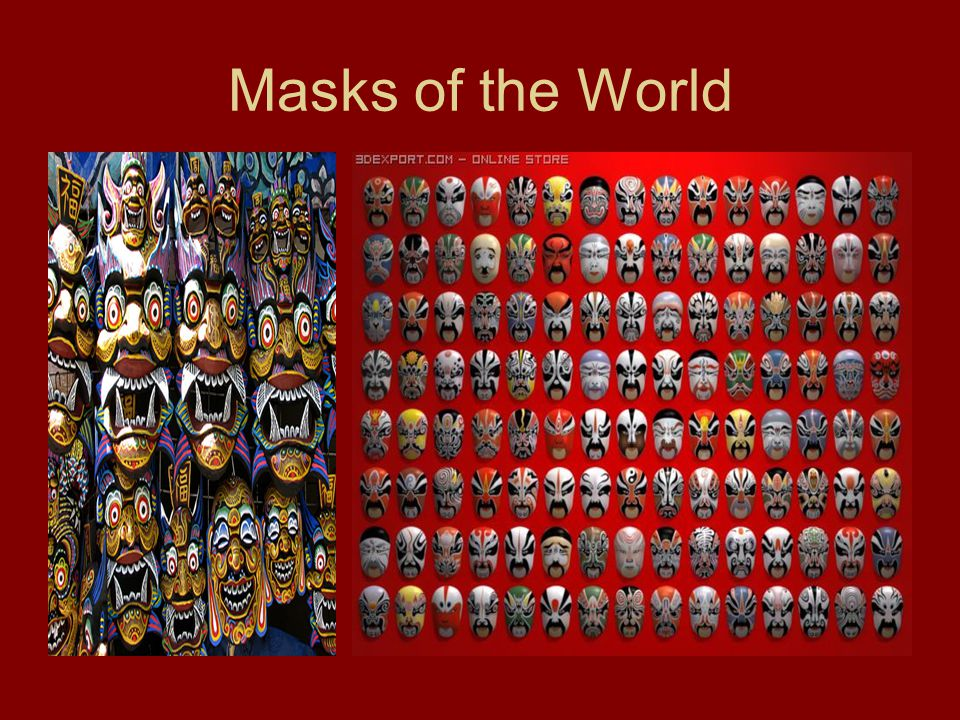 If you need to wear masks, they should protect you