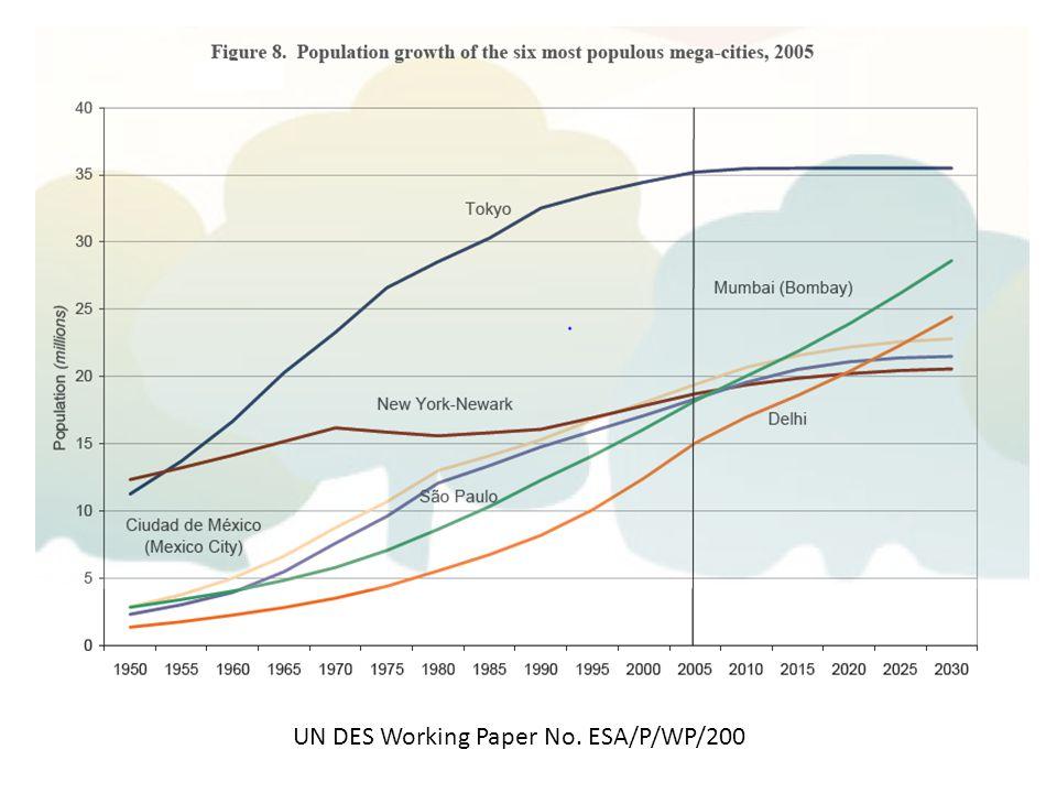 UN DES Working Paper No. ESA/P/WP/200