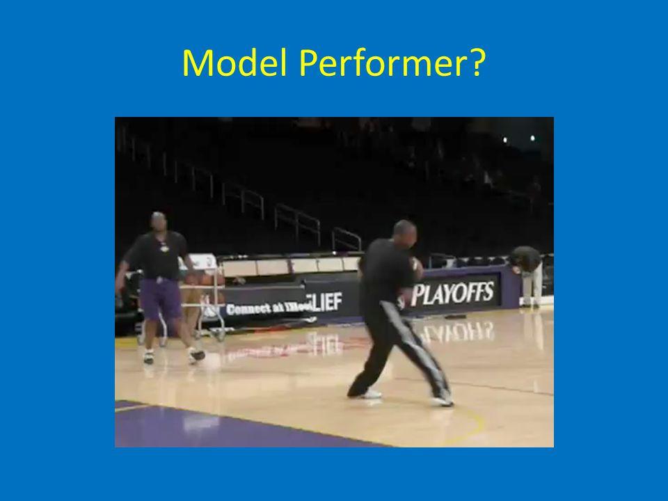 Model Performer?