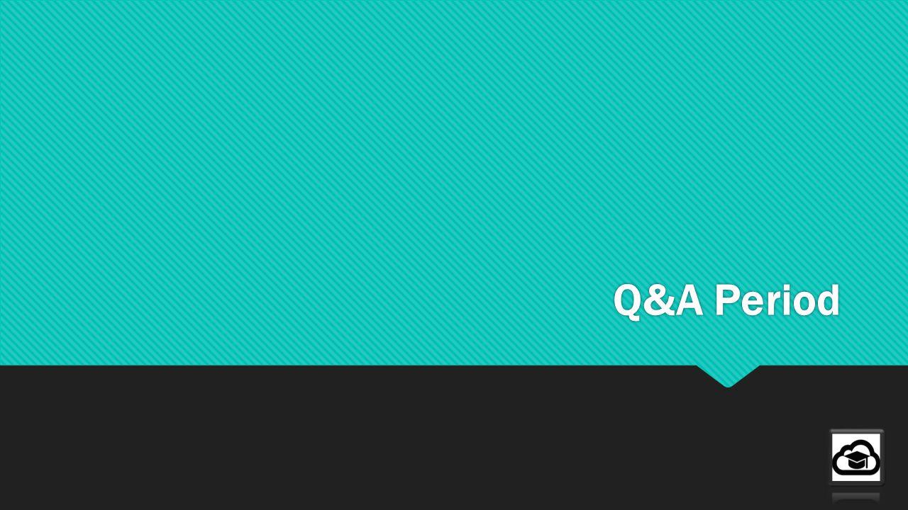 Q&A Period