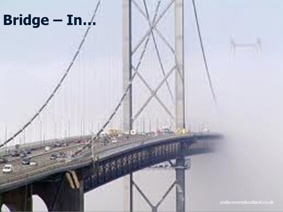 undiscoveredscotland.co.uk Bridge – In…