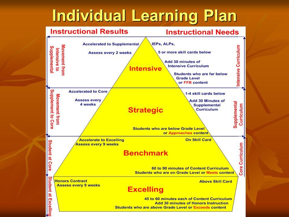 Individual Learning Plan