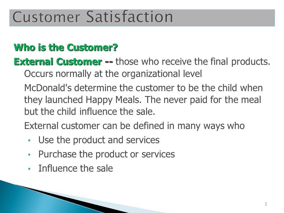 (ii) Customer Care 1.Meet the customers expectations 2.