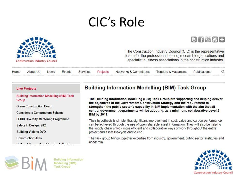CICs Role
