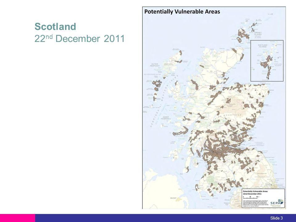 Slide 3 Scotland 22 nd December 2011