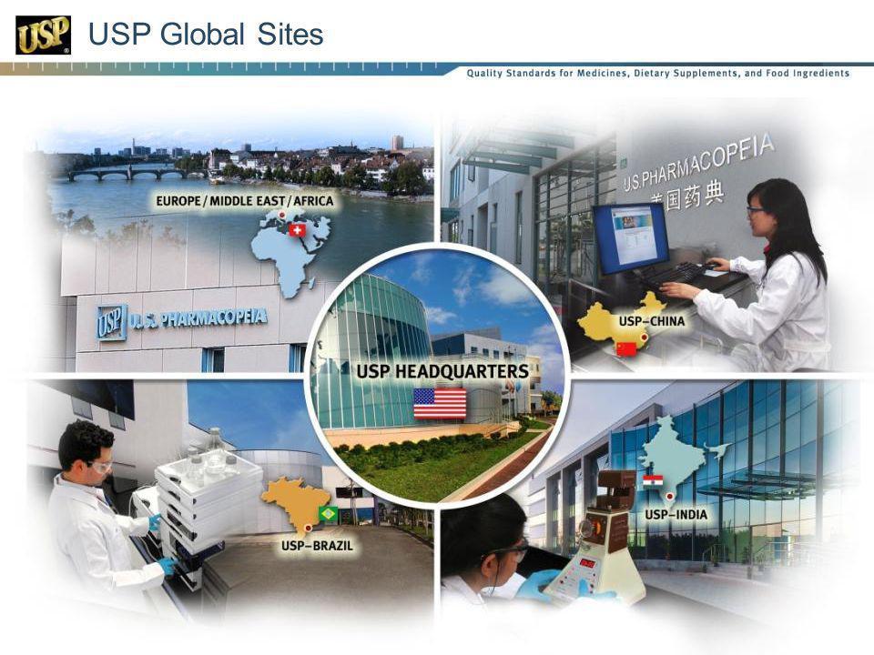 USP Global Sites