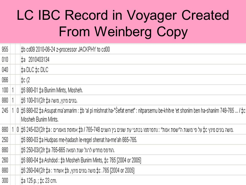 65 Weinberg Copy in Z-Processor