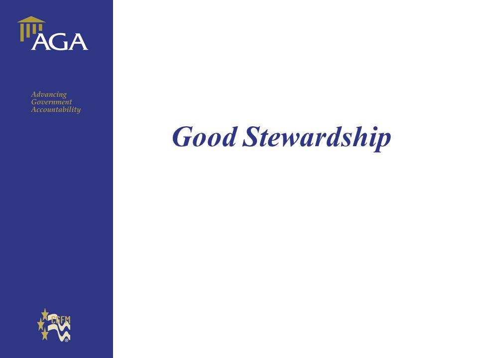 General chart Good Stewardship