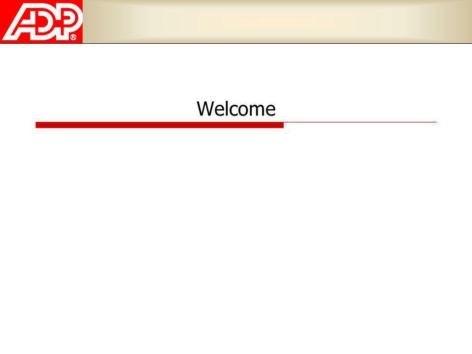 © 2008 ADP, Inc. 12 Registration