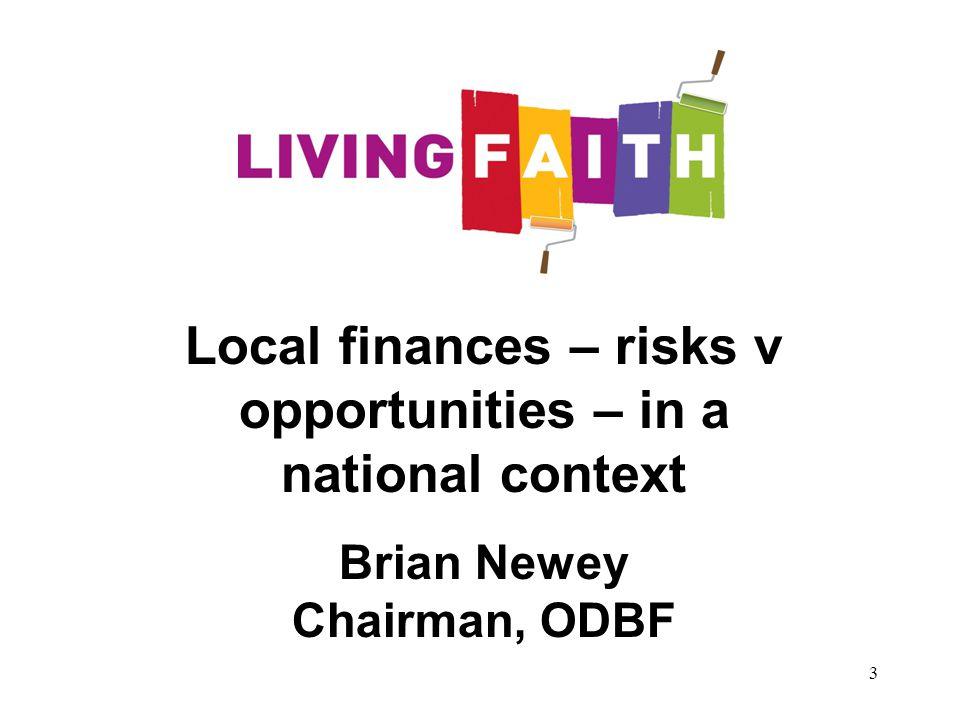 Financial Reporting Nigel Wearne Director of Finance 64