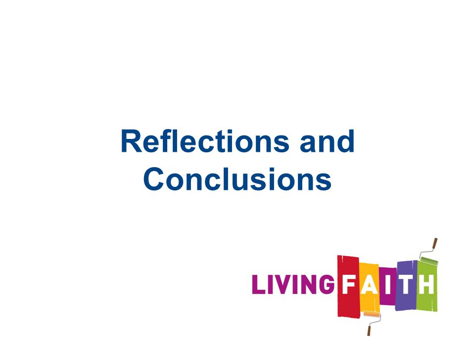 Reflections and Conclusions 52