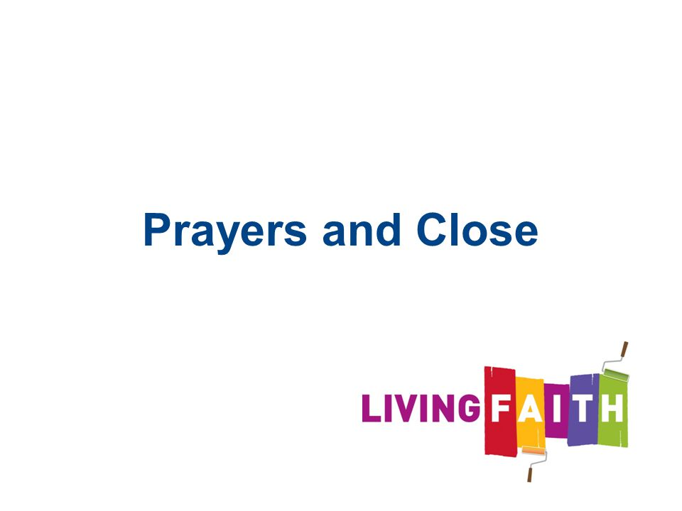 Prayers and Close 53