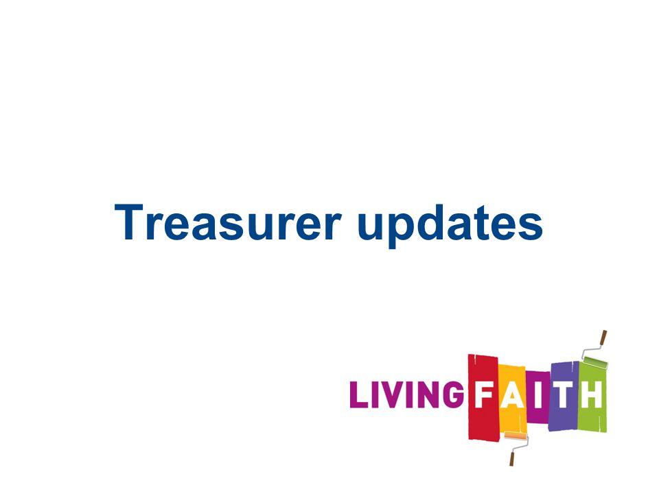 Treasurer updates 55