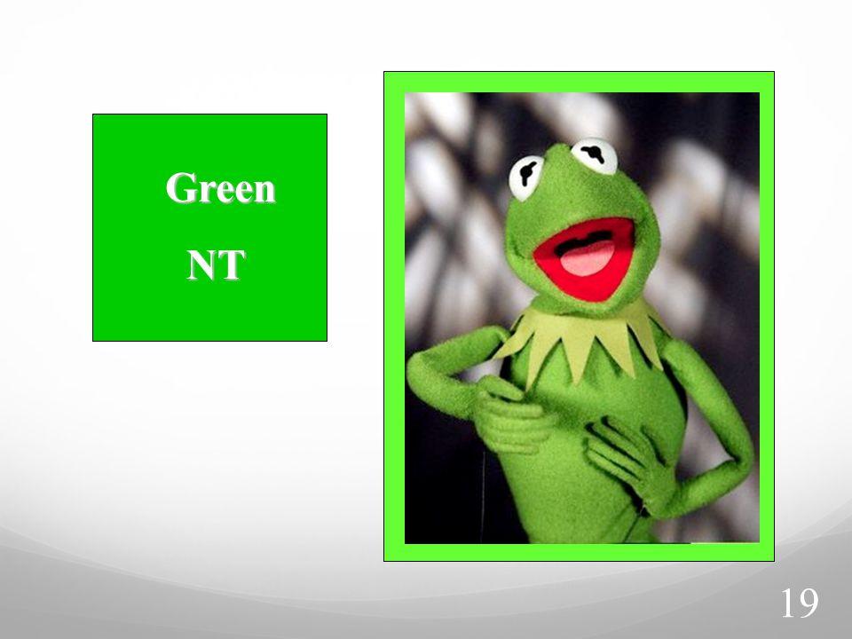 Green NT NT 19