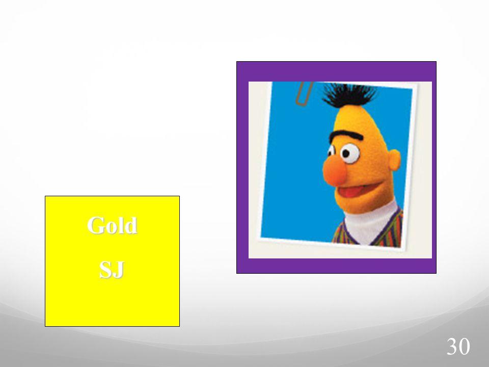 Gold SJ SJ 30