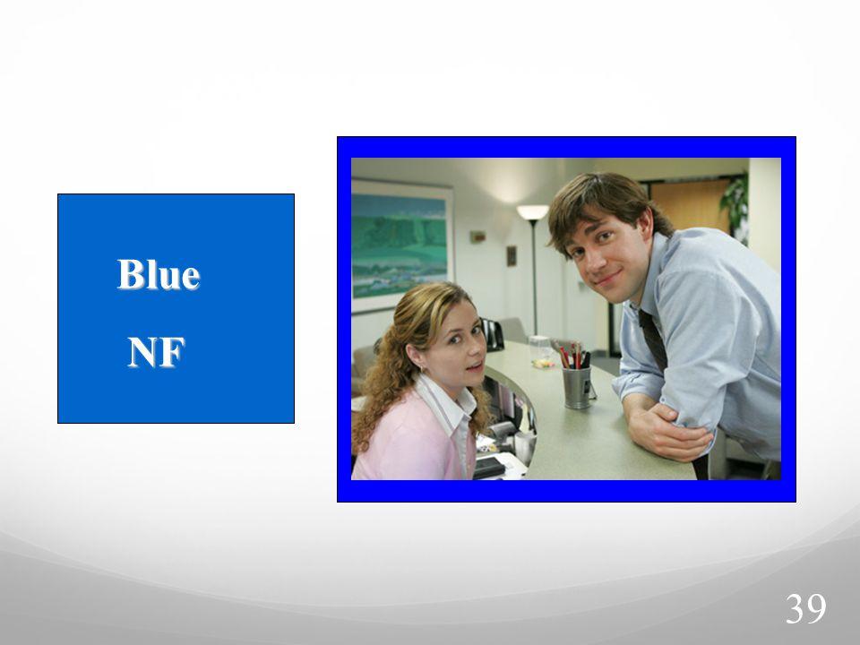 Blue NF NF 39