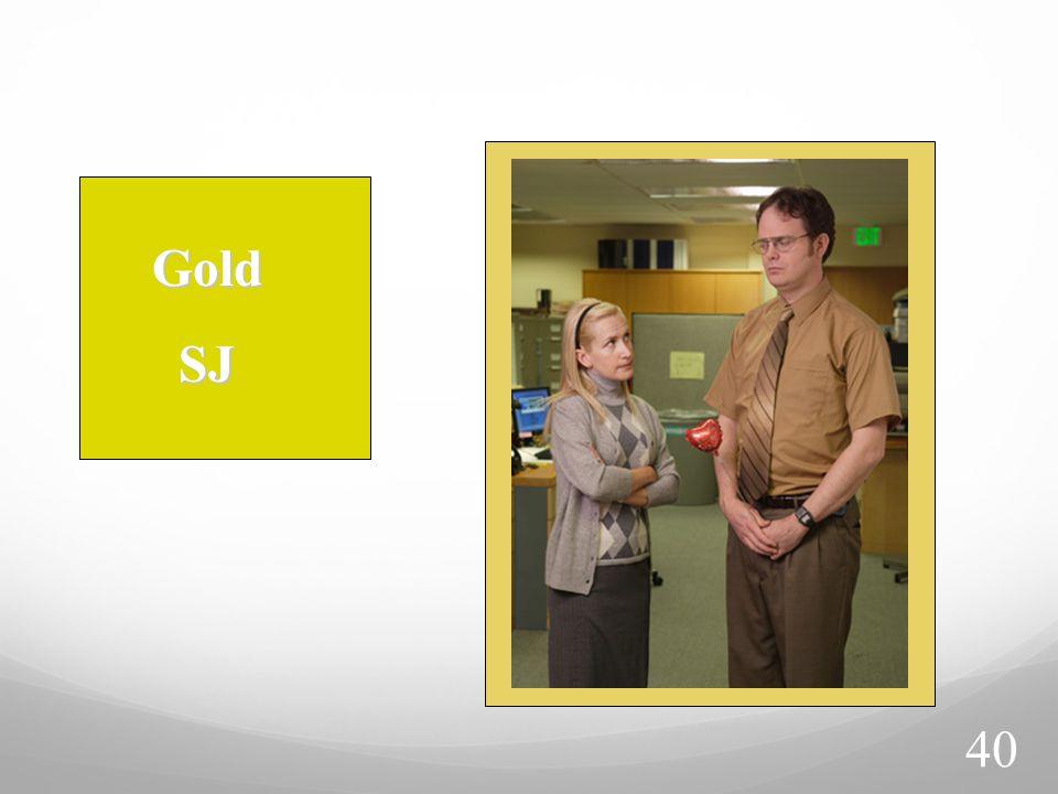 Gold SJ SJ 40