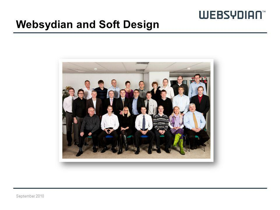 Websydian and Soft Design September 2010